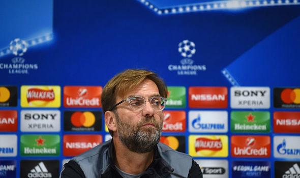 Jurgen Klopp reacts to UCL draw; dismisses 5-0 Porto demolition