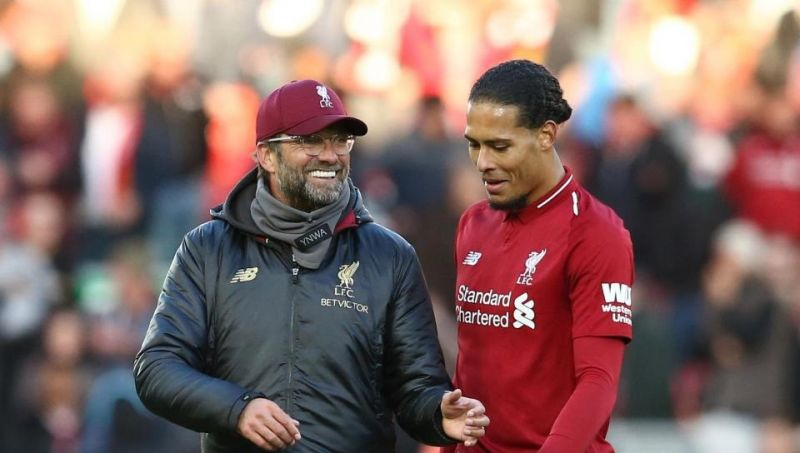 Klopp's interview about Van Dijk after 3-1 win hits nail on the head…