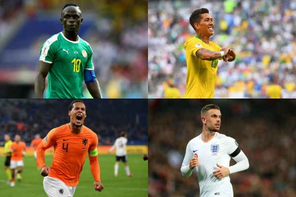 How every Liverpool player fared during the international break