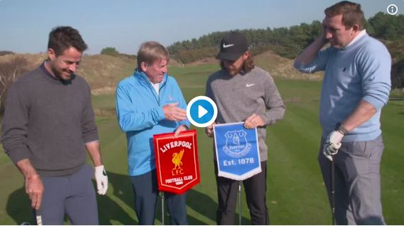 (Video) Dalglish ruins Everton fan Tommy Fleetwood with one-liner