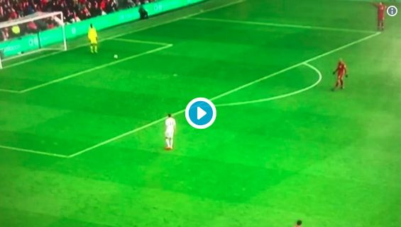 (Video) Alisson's flat pass to Sadio Mane proves his beautiful distribution