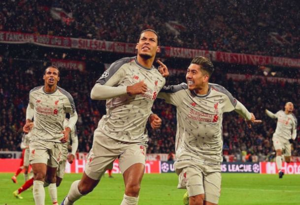 How Spanish media reacted to van Dijk's performance v Bayern