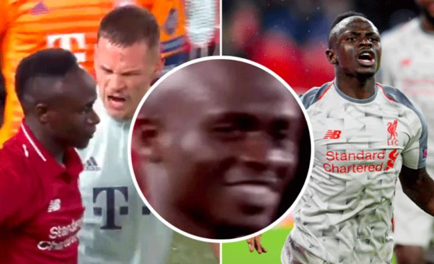 A Liverpool fan has made the best Kimmich/Mane video ever