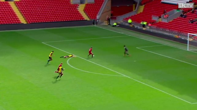 (Video) Glatzel's 27th & 28th goals of the season as striker shines in FA Youth Cup Semi
