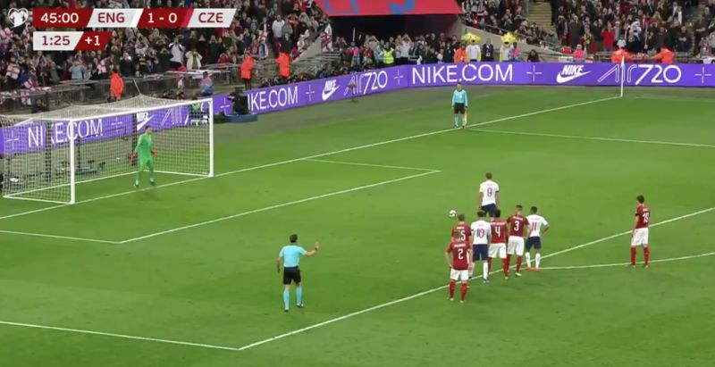 (Video) Kane converts vicious penalty to make it 2-0