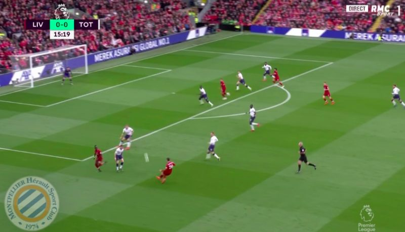 (Video) Firmino bags v Spurs, but it's Robbo's jaw-dropping cross that makes it