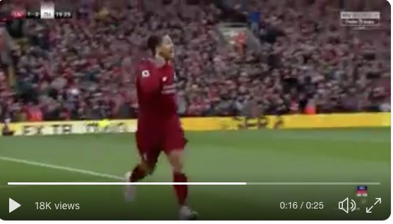 Firmino demands Anfield sings 'Si Senor!' song after goal v Spurs