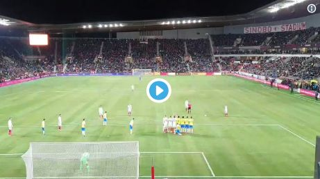 (Video) Alisson pulls off incredible double save for Brazil vs. Czech