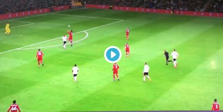 (VIDEO) Babel scores equaliser against LFC after van Dijk error