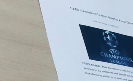 'Leaked' UCL draw suggests who Liverpool will get in the next round