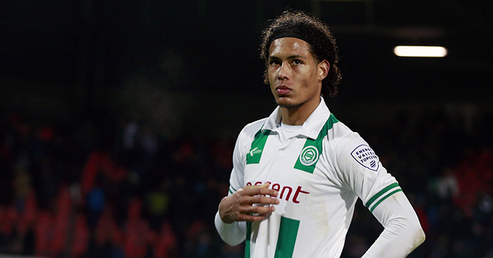 Virgil van Dijk opens up on near-death experience
