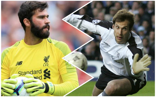 Insane aggregate stat from 17/18 shows Alisson's value to Liverpool