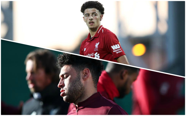 Superb goal in Liverpool's U23 game; Oxlade-Chamberlain returns from injury