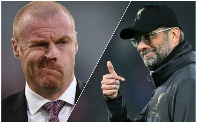 """Anti-football won the European Cup"" – Dyche rips into Klopp's tactics"