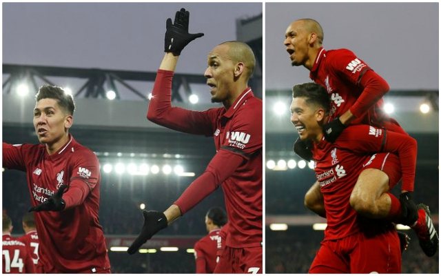 Fabinho discloses how friendship with Firmino helped him seal switch
