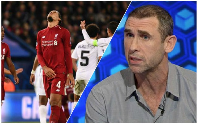 Pundit takes aim at Reds players who are 'letting down' Van Dijk