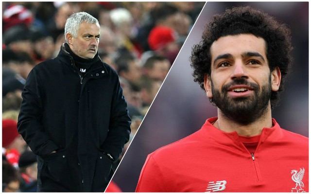 'Lonely, naive and fragile': Jose Mourinho makes another attempt to justify his Salah error
