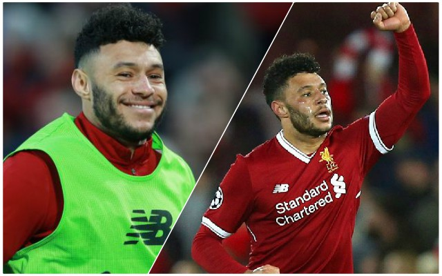 Confirmed: When Alex Oxlade-Chamberlain will make his return from injury