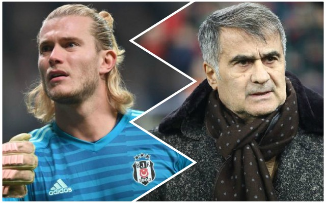 """Stagnant"", ""Something is wrong"": Loris Karius astonishingly slammed by Besiktas boss"