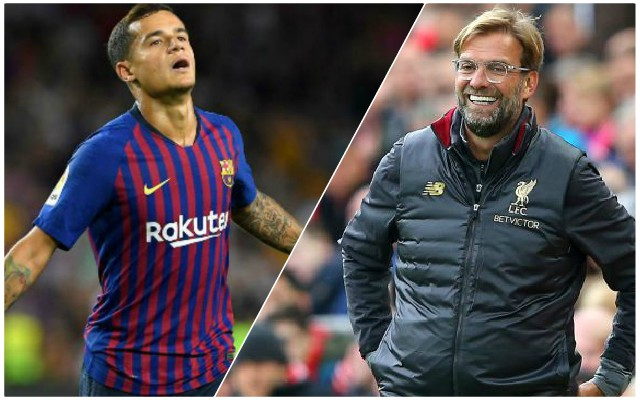 Barca to take drastic Coutinho action after Liverpool's 4-0 win