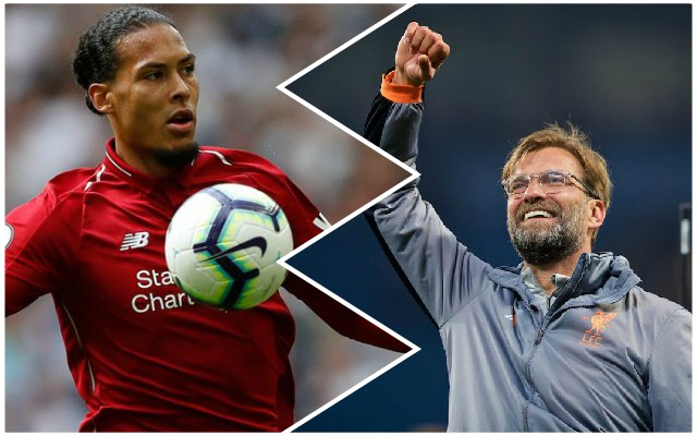 Van Dijk pinpoints where Reds will need improvement in Bayern second leg
