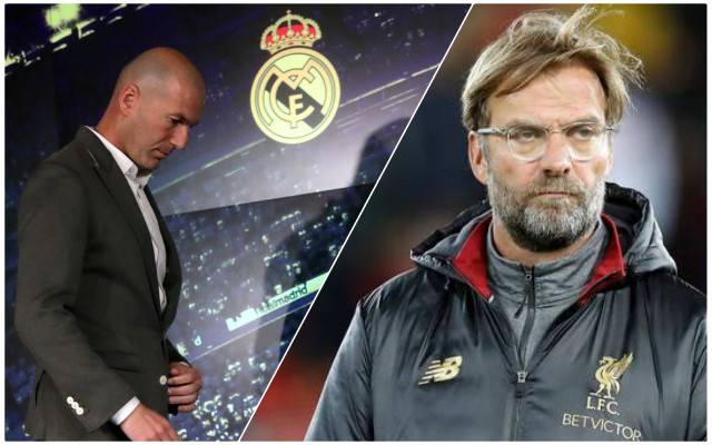 Real Madrid linked with move for Reds man – and it's not Mo Salah