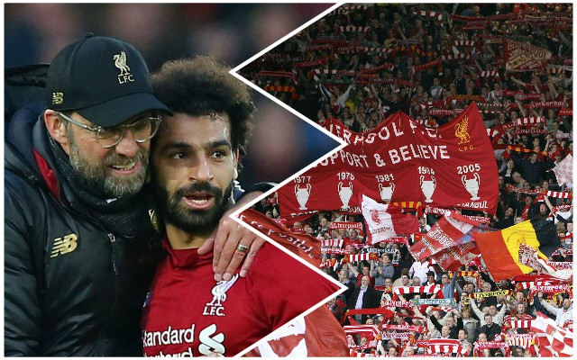 Mo Salah delivers emotional three-word instruction to Liverpool fans