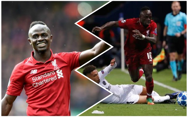 Former Reds man concocts unusual method of stopping 'fantastic' Sadio Mane