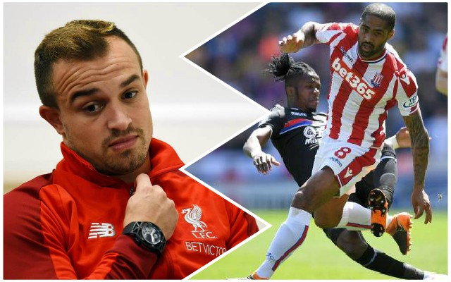 Shaqiri's former teammate thinks he knows why Klopp keeps leaving him out