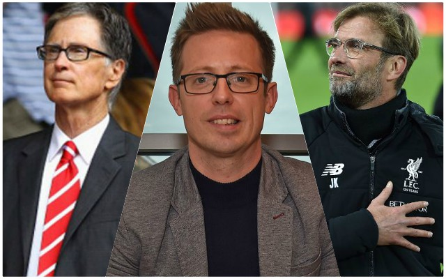 Jurgen Klopp outlines Reds summer transfer plans