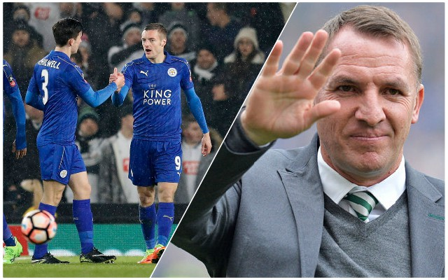 Brendan Rodgers: The Leicester star I tried to sign for Liverpool