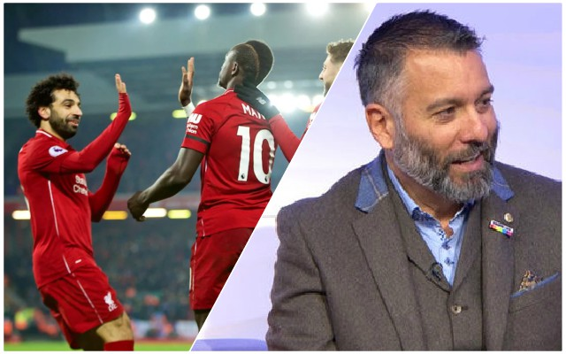 Guillem Balague has brilliant transfer news for Reds fans