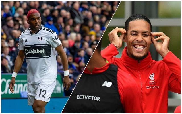 Van Dijk has hilarious explanation for his error against Fulham