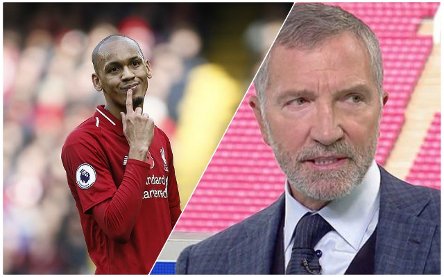 'Worried' Souness makes interesting point on Reds' problem area
