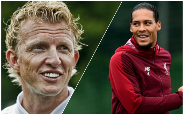 Dirk Kuyt reveals key reason Van Dijk is the best defender in the world