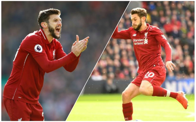 How Klopp planned Lallana's press that led to Mane curler