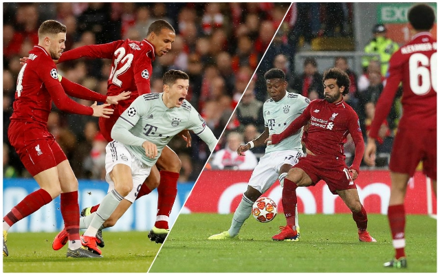 Some LFC fans point out media hypocrisy after Bayern's 7-2 Spurs win