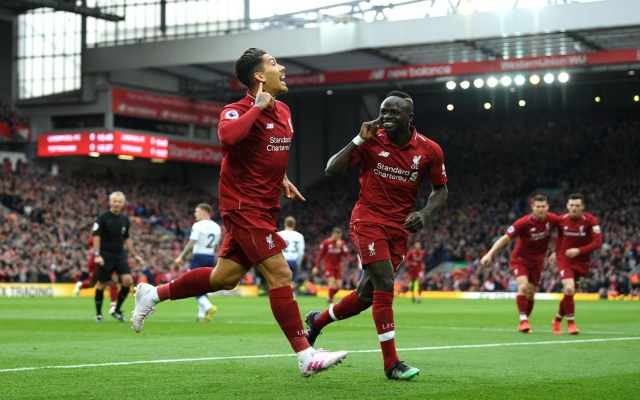 'Bobby will be copying me again soon,' says Sadio