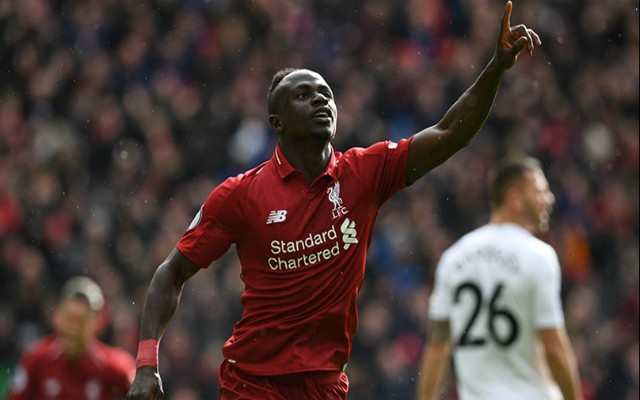 Sadio Mané claims Bayern result is proof Liverpool can win title