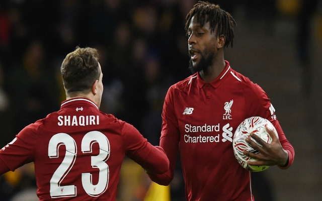 Origi's selfless comments show we should keep him for next season