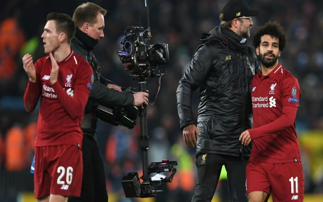 Liverpool top PL sprint charts as they race to the top of the league
