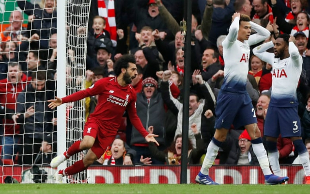 Salah calls out campaign against him in Spurs post-match comments