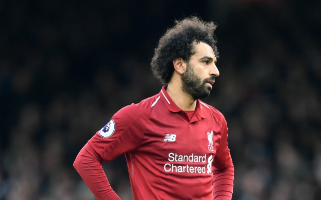 "Heskey claims Salah's goal drought is down to ""trying a little bit too hard"""
