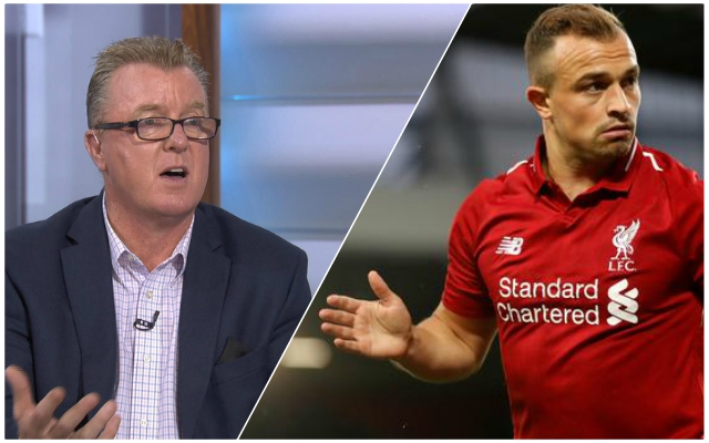'What's he done wrong?' LFC legend thinks ace is being unfairly treated by Klopp