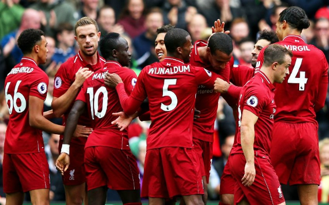 Liverpool starting XI vs Tottenham Hotspur – Trent fit to start