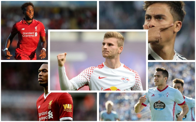 LFC attacking transfer options: Who? What? Why? Four forwards that could fit the bill for Klopp