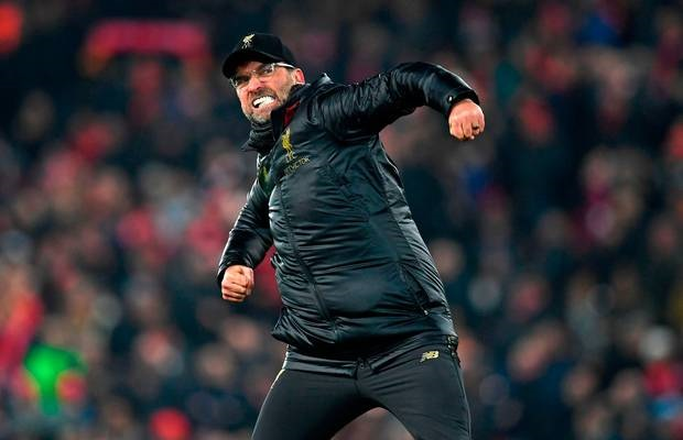 Jurgen Klopp hits incredible milestone following Porto win