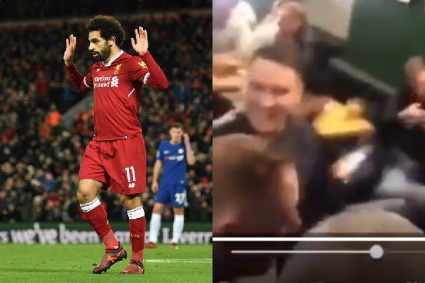 What's happening with Chelsea fans filmed racially abusing Salah