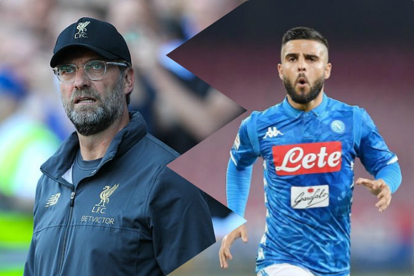 Klopp explains LFC transfer policy this summer while ruling out Insigne move
