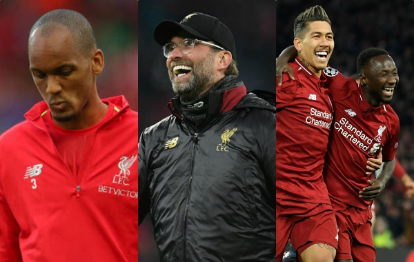 Fabinho reveals frustration with Klopp; and how it'll help Keita succeed